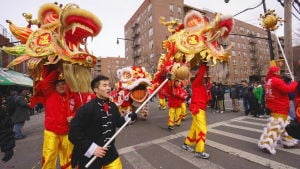 Flushing celebrates the Year of the Snake