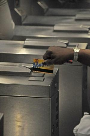 MTA plans 'green fee' for MetroCards 1