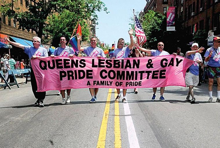 Pride coming back to Jackson Heights 1