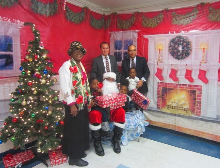 Christmas at Astoria Houses 1