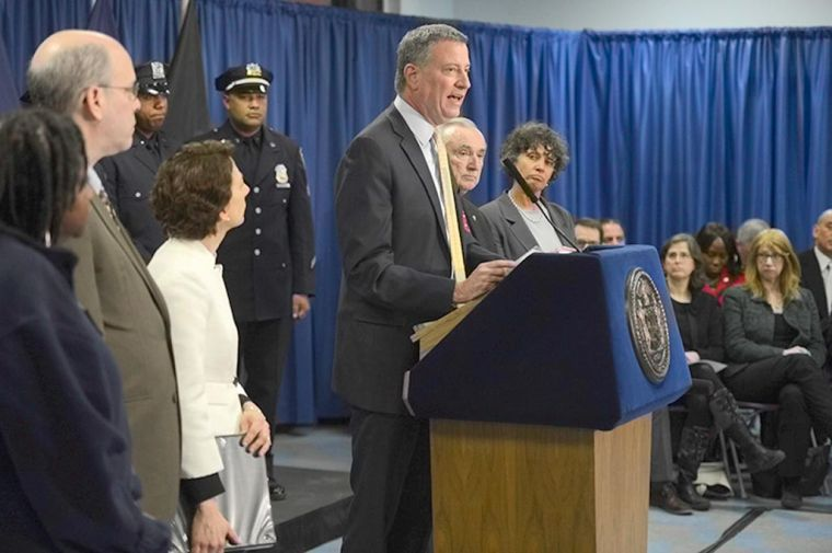 Mayor releases Vision Zero plan 1