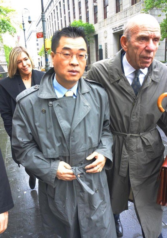 Liu's campaign blues 1