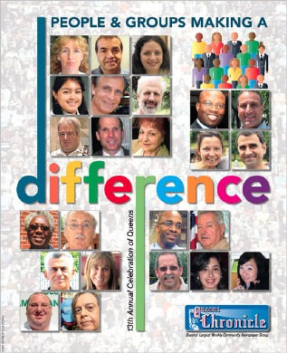 Making a difference — Celebrating people and groups