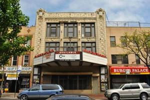 Ridgewood Theatre apartment plans OK'd 1