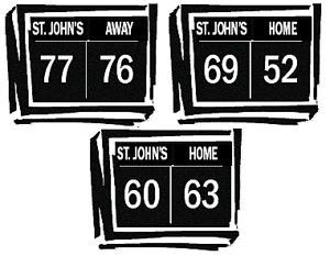 Johnnies finally end Big East losing streak 2