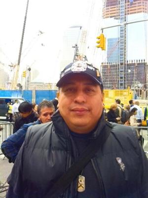 Praise for 9/11 cleanup worker  1