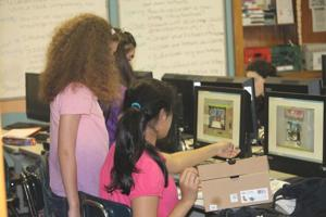 Kids become tech whizzes at JHS 157 1