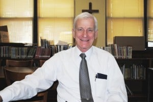 For SMGH principal, 45 years come to an end 1