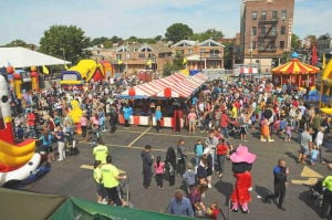 Petting zoos, food, rides at Maspeth Day