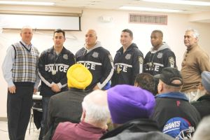 Traffic, car thefts, top concerns in 102 Pct. 1