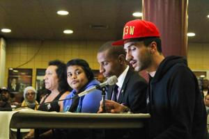 Gay community testifies at stop, frisk hearing 1