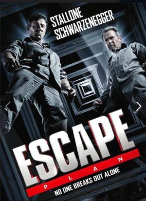 'Escape Plan' is one of the better cinema surprises of the year 1