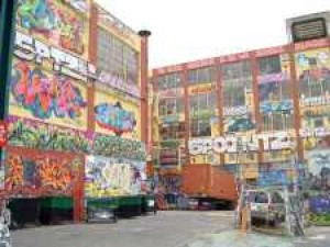 Art mecca to become high-rise apartments?