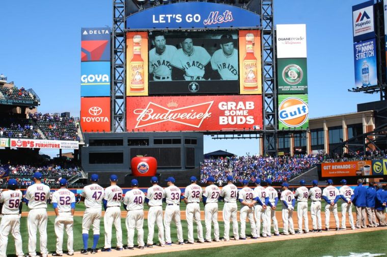 Players and fans alike shine on Opening Day 1