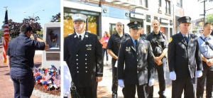 Maspeth firemen remembered on 9/11 2