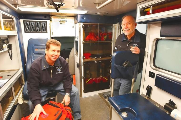 Ambulance service celebrates EMS Day