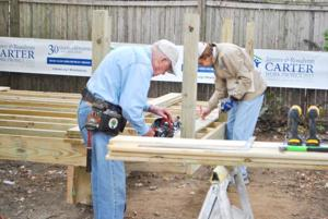 Habitat for Humanity thanks the board 1