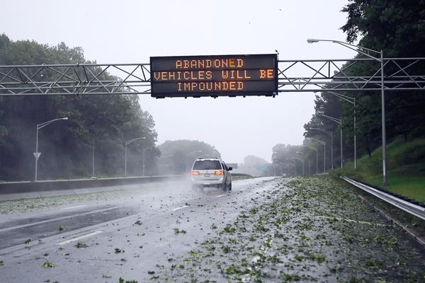 Photo gallery: Hurricane Irene and the aftermath