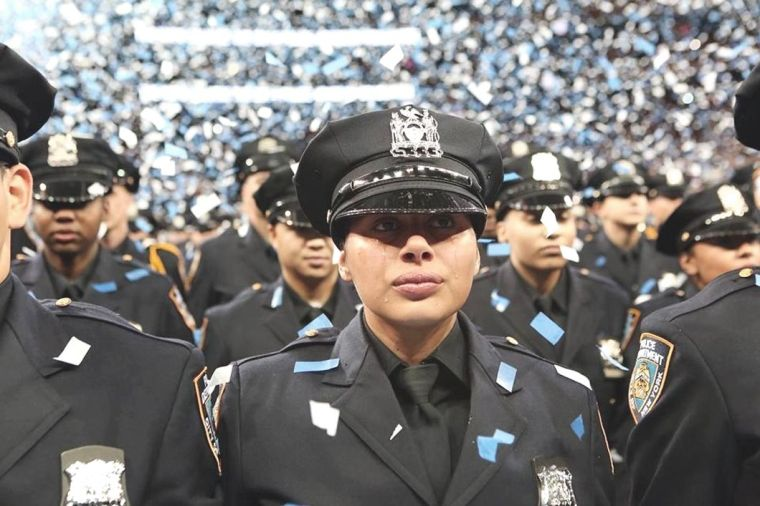 NYPD welcomes 616 new officers 1