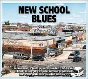 Maspeth School Draws Criticism