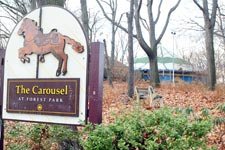 City finds no operator for carousel 1