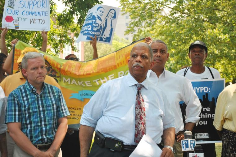 The final push for stop and frisk laws 1