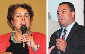 Candidates promise to focus on Woodhaven 1