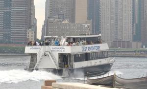 City wants shuttles for Rockaway ferry 1