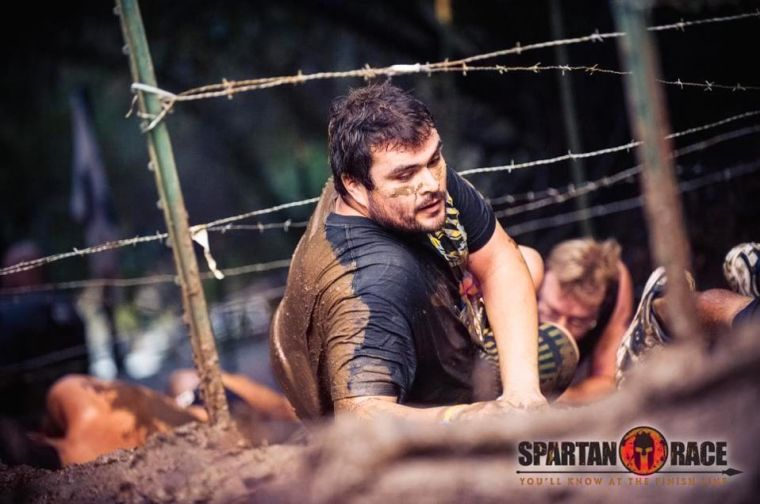 Spartan Race set for local warriors 1