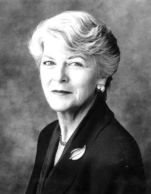 Corner named for Geraldine Ferraro, 1st woman nominated vice president 1