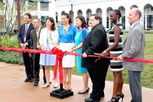 Atlas Park opens new Center Green 1