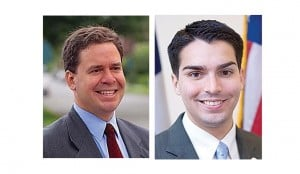 Reyes, Ulrich camps heat up Senate race 1