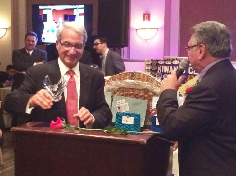 HB Kiwanis Club holds annual dinner dance