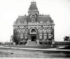 Storied Courthouse Undergoes Restoration