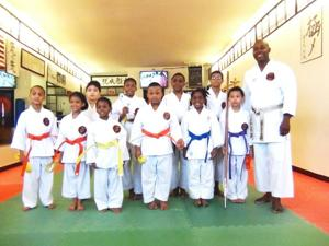 Karate: beyond a martial art 1