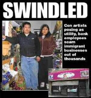 Police: Con Artists Stole $57G From Immigrants