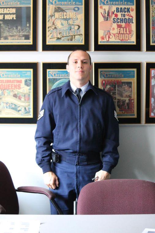 Meet Queens' new Air Force recruiter 1