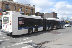 Q10 bus pad extensions anger civic leaders 1