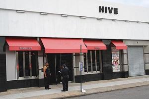 No more alcohol at Hive location: CB 4 1