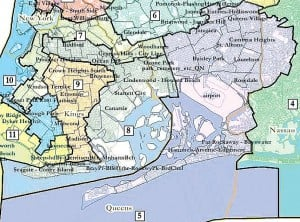 In South Queens, new districts deliver fear 1