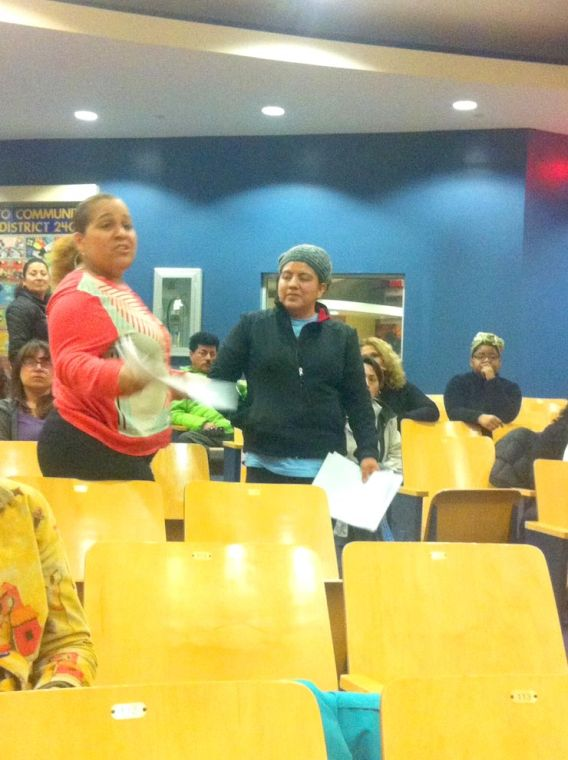 School rezoning is topic at District 24 1