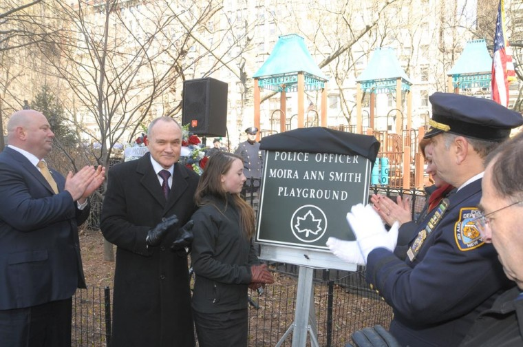 Playground named after 9/11 hero cop 2