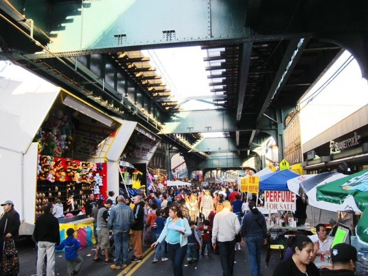 Jamaica Avenue hosts annual street fair
