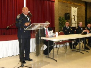 Officials address public safety 1