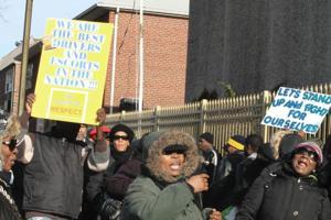 Drivers, patrons take on union leadership 1