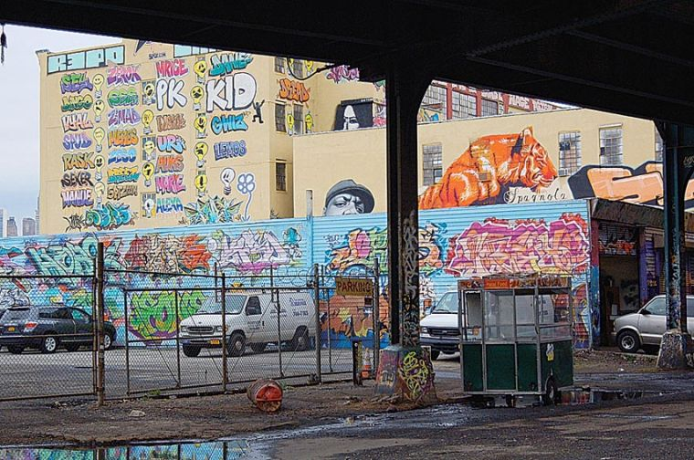 5Pointz tenant, Local Project, asks for money for move 2