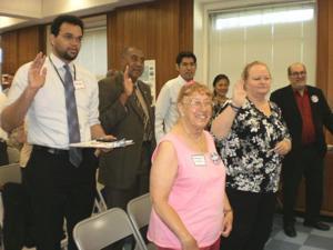 Seniors hear latest on benefits 1