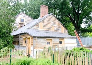 Extreme makeover Bowne House style 2