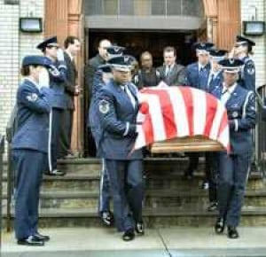 """Veteran's Veteran"" Michael Handy Mourned At St. Albans Funeral"