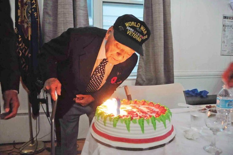 Moretto honored on D-Day anniversary